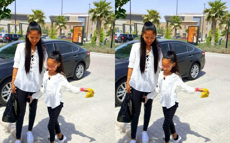motherdaughter, dubai fashion blogger, ootd, lookbook, mydubai