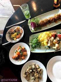 carluccio's, dubai mall, dubai food blogger