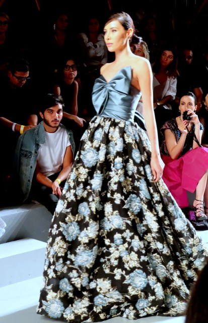 arab fashion week, marchesa, dubai blogger,