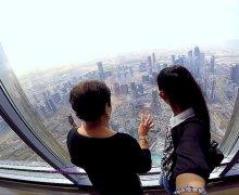 At The Top, Burj Khalifa (Tour) Photos & Video #mydubai