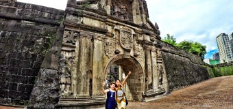 Do It Yourself: Walking Tour of Fort Santiago