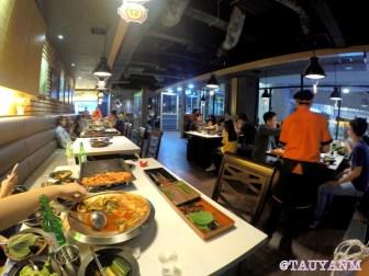 Palsaik Korean BBQ Restaurant in KL, Malaysia