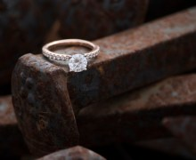 How Do You Choose & Wear Your Engagement and Wedding Rings?