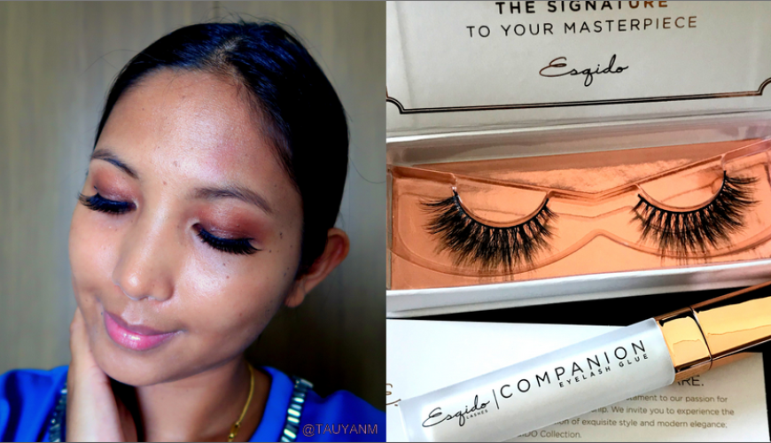esqido lashes, fall makeup tutorial, makeup tutorial for beginners, dubai blogger, beauty blogger, filipino blogger, beauty vlogs 3