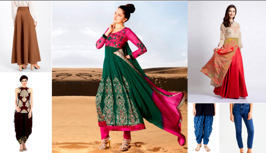 The Common Types of Bottoms You Can Wear With Traditional Kurtis, tauyanm, jane fashion travels, dubai blogger, filipino blogger