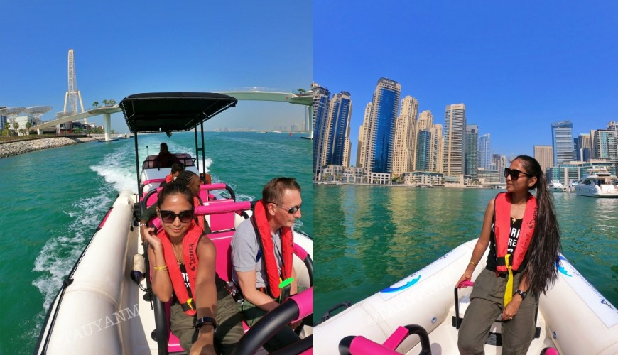 DUBAI JET BOAT CRUISE, DUBAI YACHT, DUBAI BLOGGER, DUBAI BEACH, JANE FASHION TRAVELS