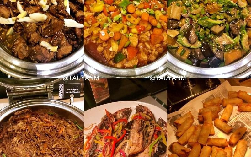 centro barsha, c.taste, tauyanm, dubai food blogger, dubai blogger, jane fashion travels, filipino food, filipino dishes