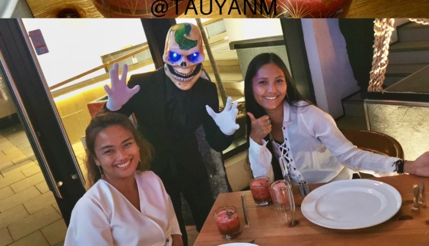 TAUYANM, puerto 99, ladies night dubai, ladies night, dubai ladies, filipino bloggers in dubai, tauyanm, dubai food bloggers