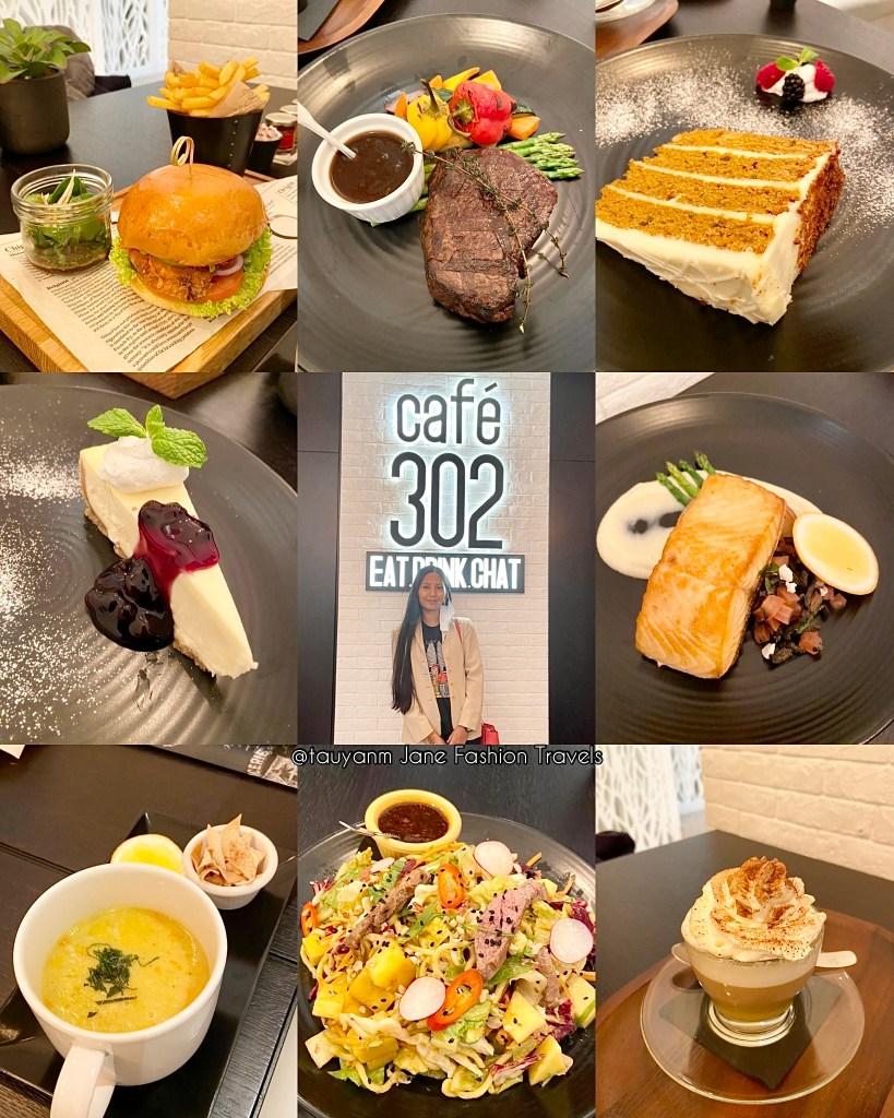 CAFE 302 DUBAI, BURJUMAN MALL, CAFES IN DUBAI, DUBAI COFFEE, DUBAI FOOD BLOGGERS, FILIPINO BLOGGERS IN DUBAI, FOOD PORN, FOOD BLOGGER, TUAYANM, JANE FAHSION TRAVELS