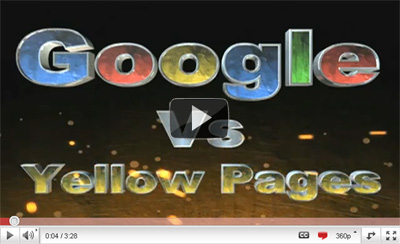 Google vs Yellow Pages