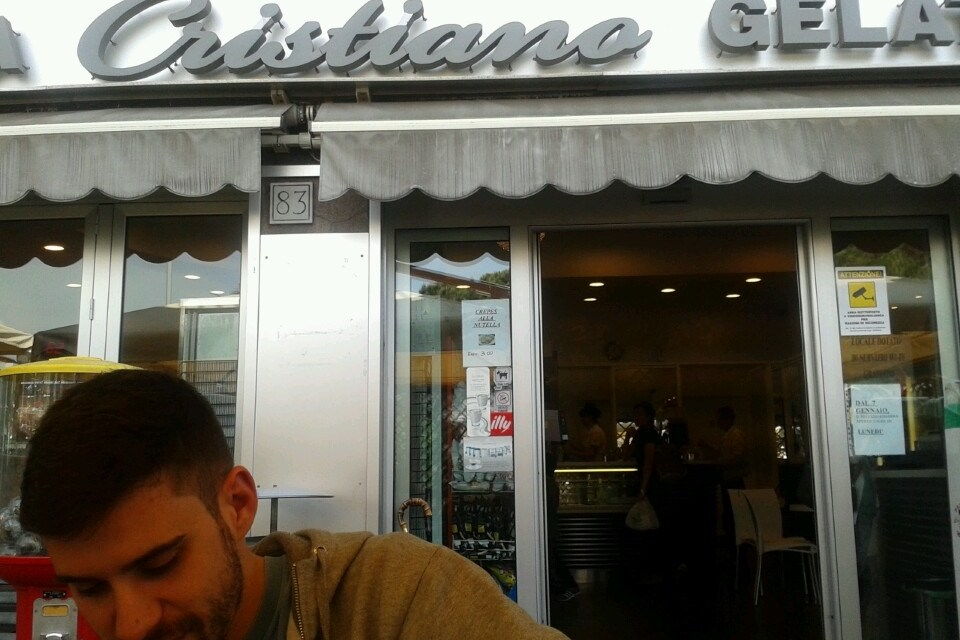 Bar Pasticceria Cristiano Angelo – gelati e dolciall'Axa