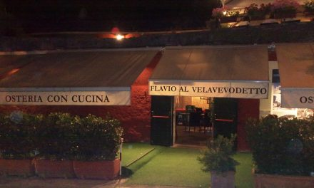 Flavio al Velavevodetto – sapori romani e bel dehor