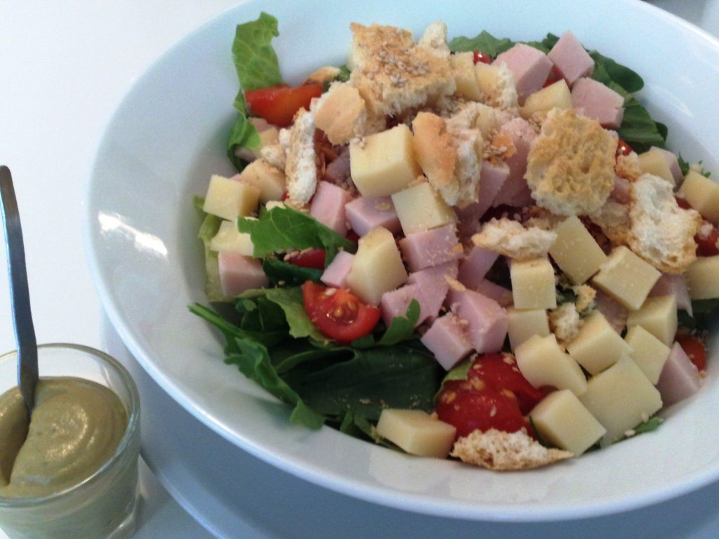 Gina Eat & Drink - Insalata zighidì