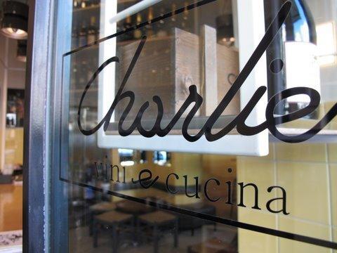 Charlie Vini e Cucina – Aperitivo Salumi & Formaggi