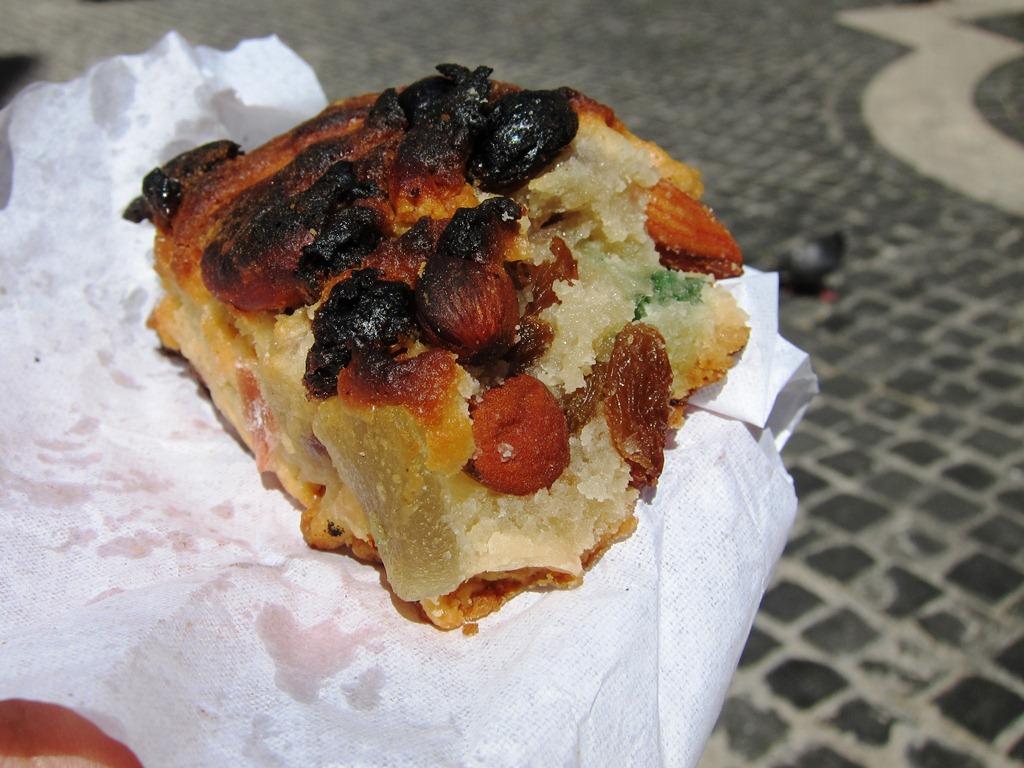 Pasticceria Boccione - Pizza ebraica