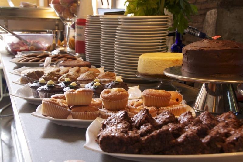 I Brunch più amati di Roma: (in ordine!) The Perfect Bun, Bakery House e Said!