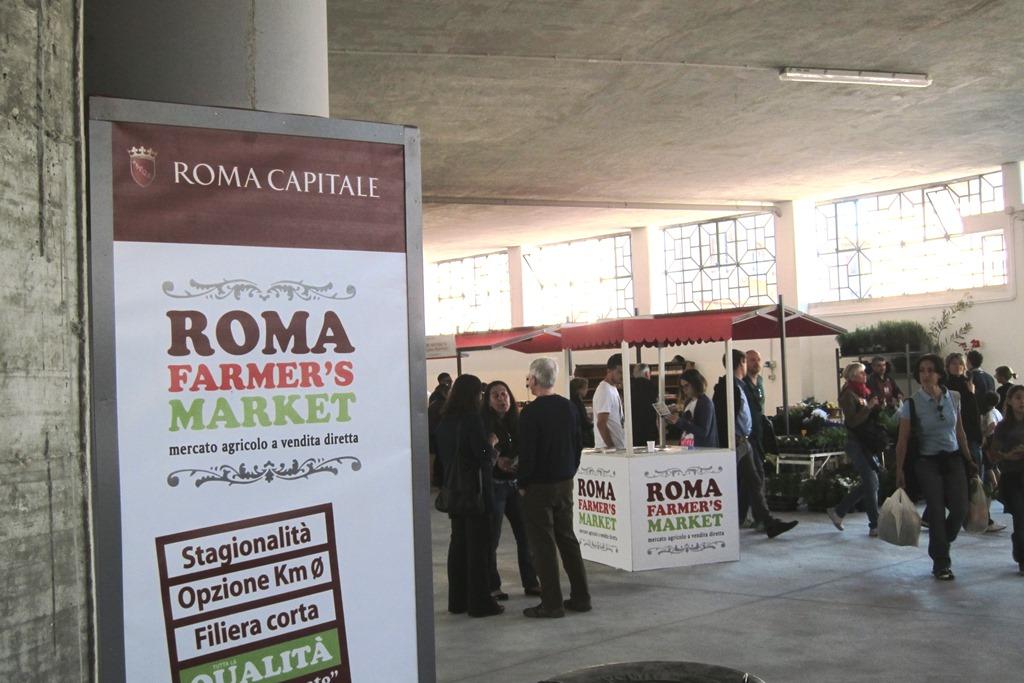 Farmer's Market Garbatella