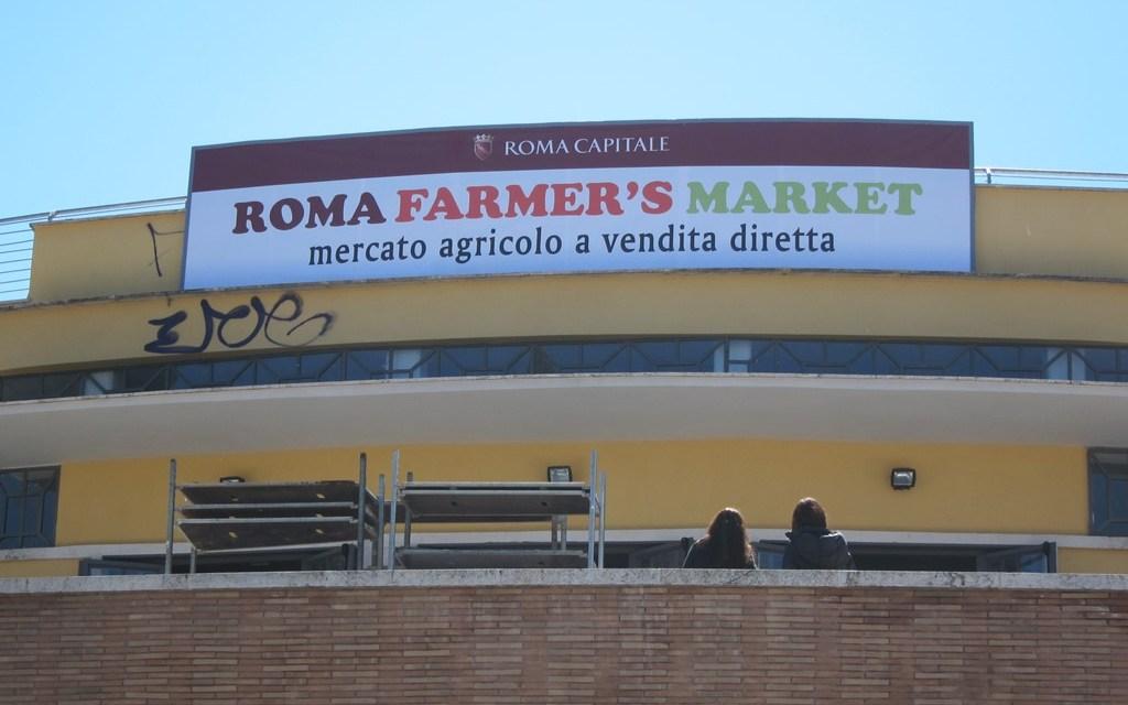 Farmer's Market: dall'ex-Mattatoio di Testaccio al cuore della Garbatella