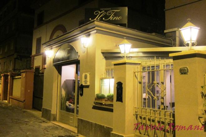 Il Tino @ Ostia – mare e terra, estro e tradizione