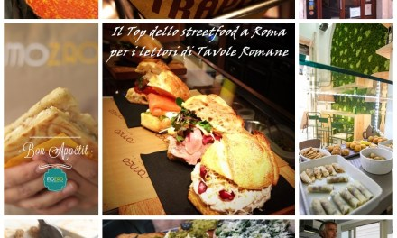 Streetfood @ Roma: i panini gourmet di Romeo e gli altri Top!