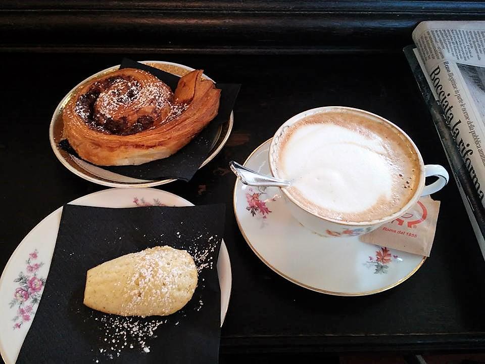 Madeleine - colazione