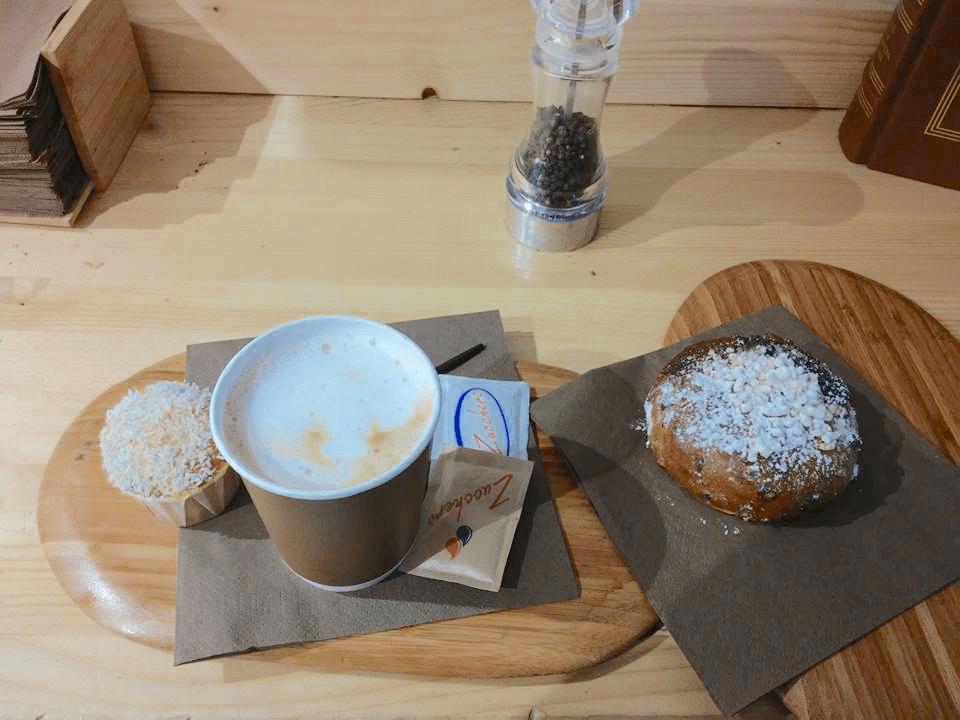 Le Levain - colazione