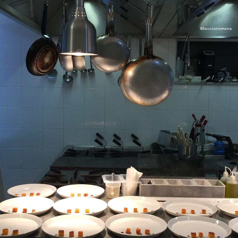 Tordomatto - Cucina