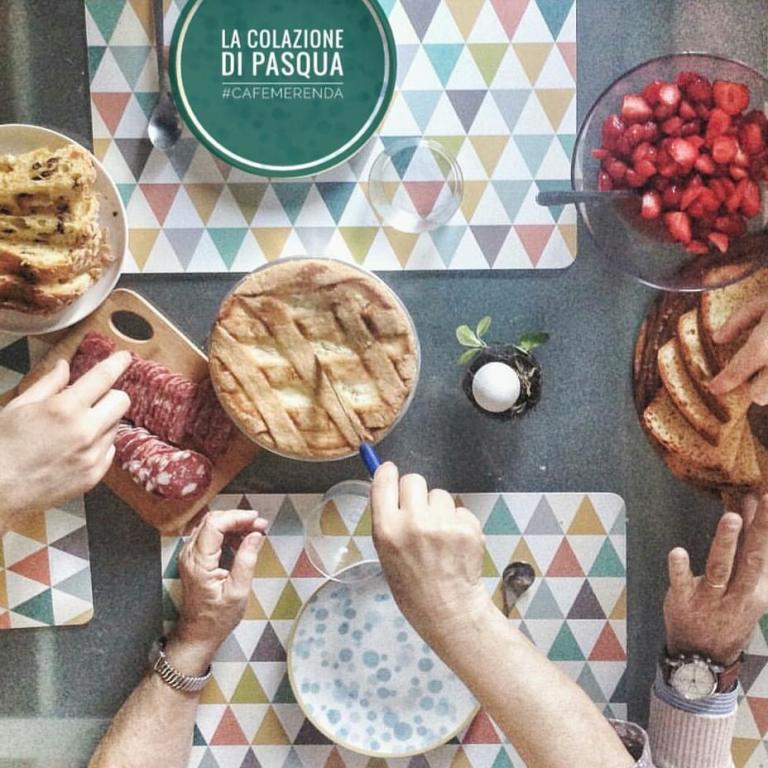 Café Merenda - Colazione di Pasqua