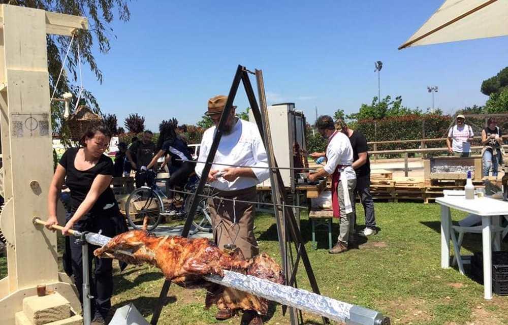 Country Food 2017, i sapori dei Quartieri di Roma alla Tenuta della Mistica il 25 Aprile