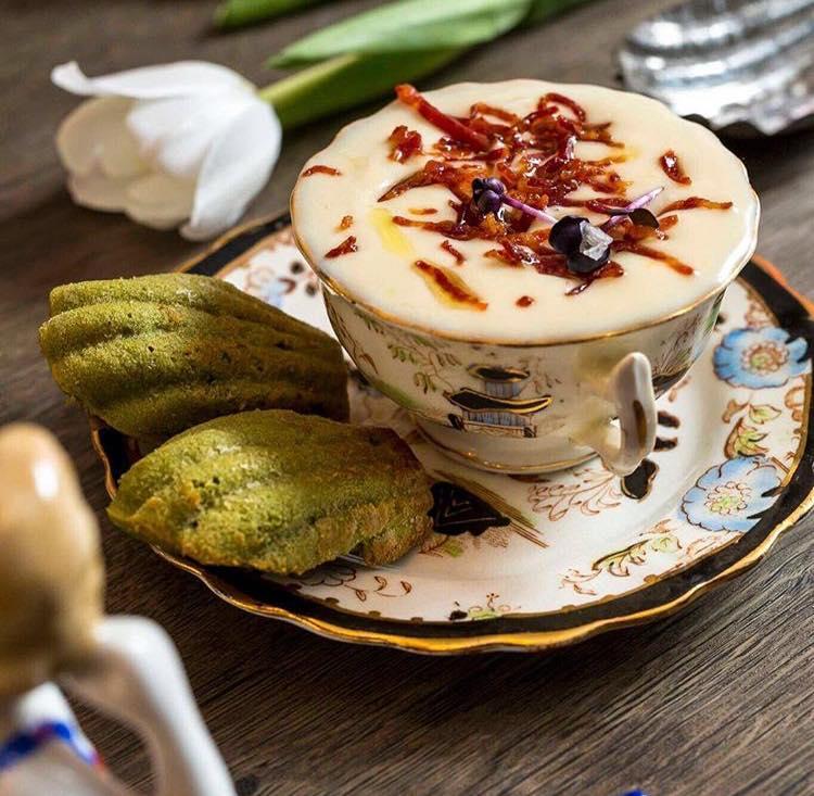 Madeleine Roma - Cappuccino salato