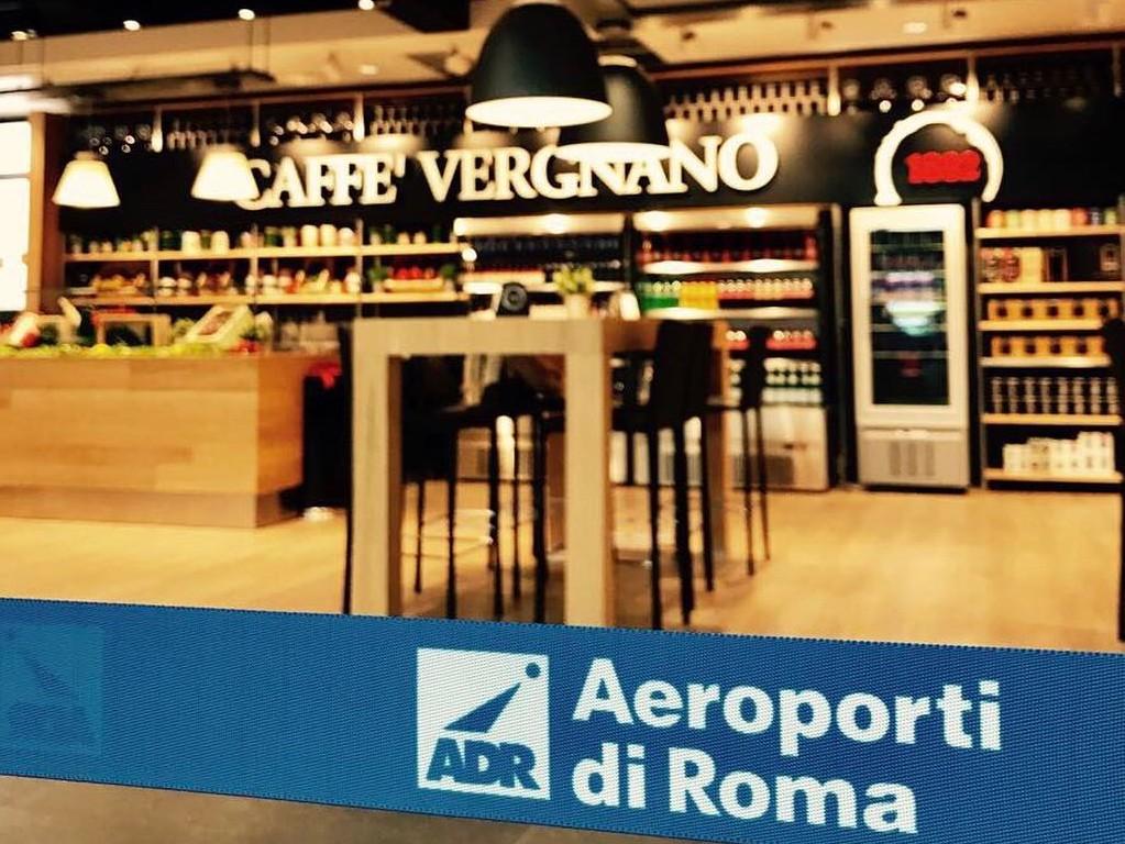 Caffè Vergnano - Aeroporto di Roma Fiumicino