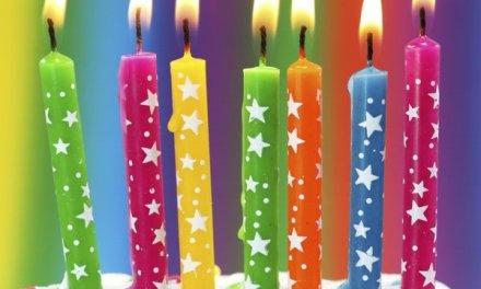 7 anni di Tavole Romane, Buon Compleanno!