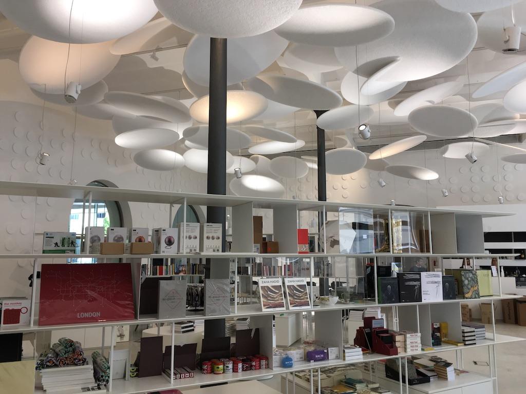 MAXXI - Caffetteria bookshop TYPO