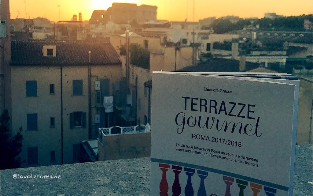 Terrazze Gourmet, la guida per mangiare a Roma all'aperto e con vista