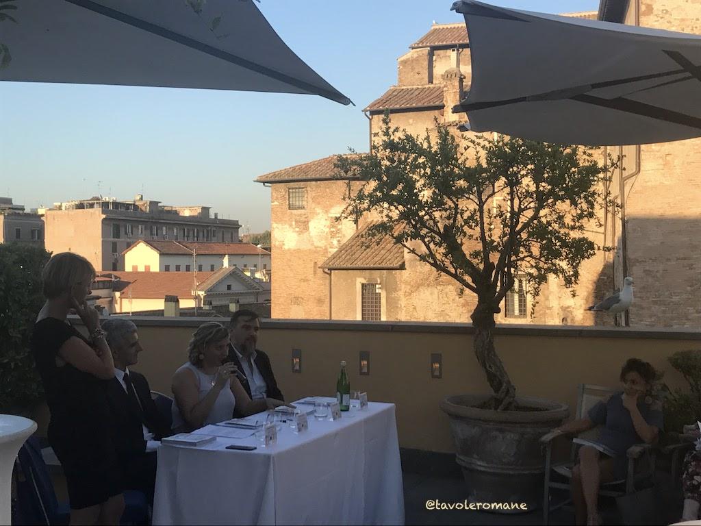 Terrazze Gourmet Roma 2017-2018 - Presentazione