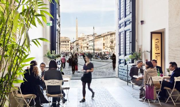 ViVi Bistrot Piazza Navona, all'interno del Museo di Roma a Palazzo Braschi