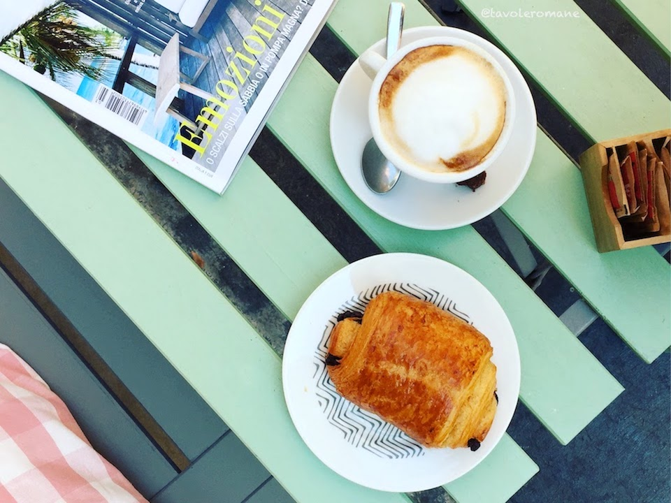Café Merenda - Colazione