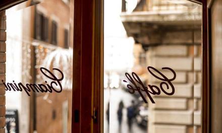 Caffè Ciampini, colazione in un salotto a cielo aperto nel centro di Roma