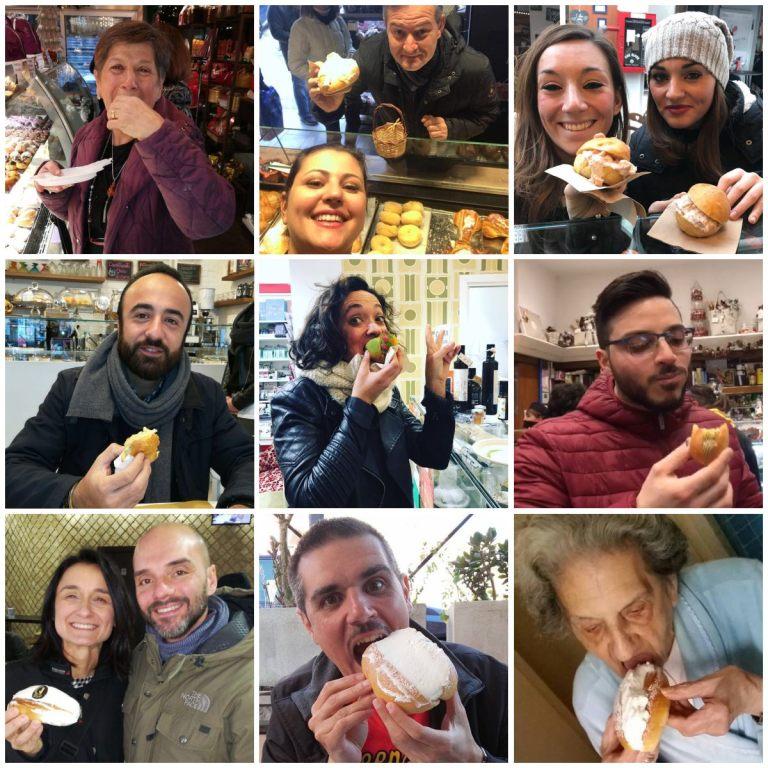 Maritozzo Day - Facce da maritozzo