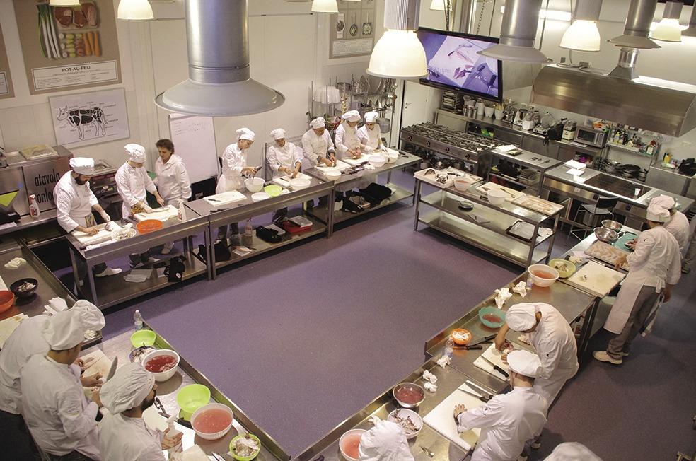 A Tavola con lo Chef - Scuola di cucina Roma