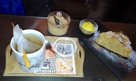 Makasar Bistrot a Borgo Pio, a merenda con il ristoro del tè