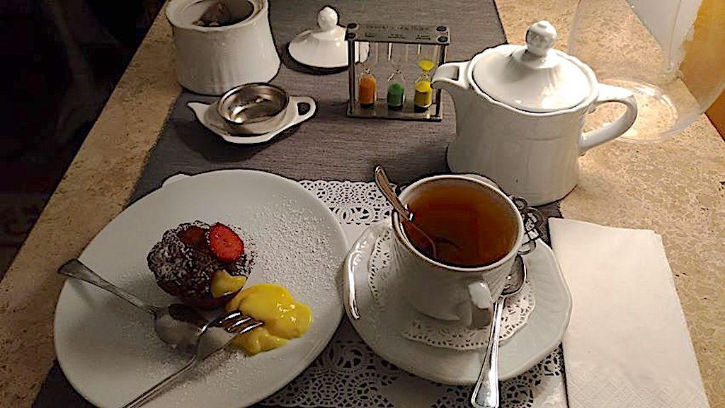 Caffè Novecento - Muffin fragole