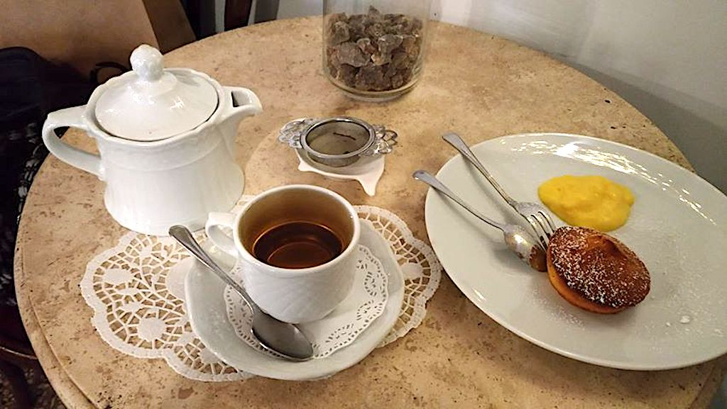 Caffè Novecento - caffè e frolla