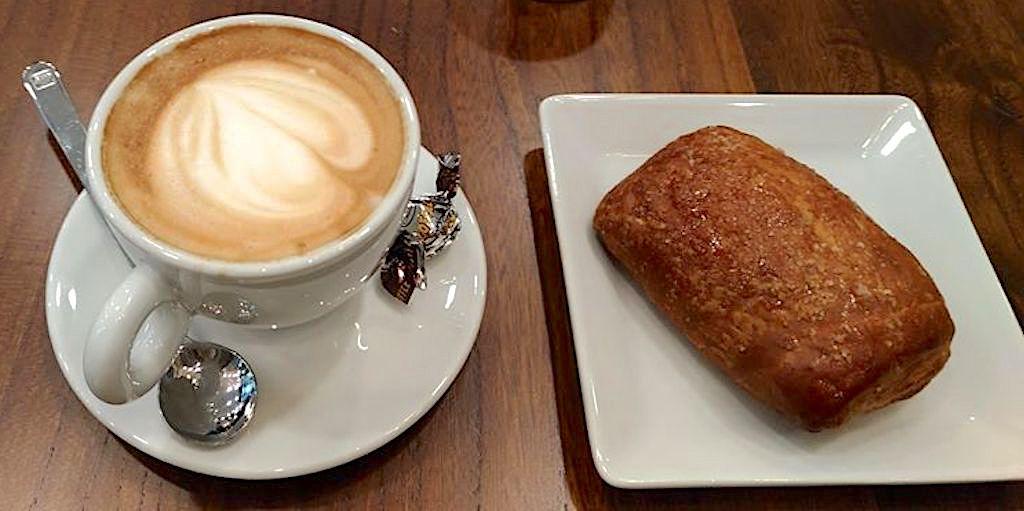 Giada Food Lab - cappuccino e cornetto