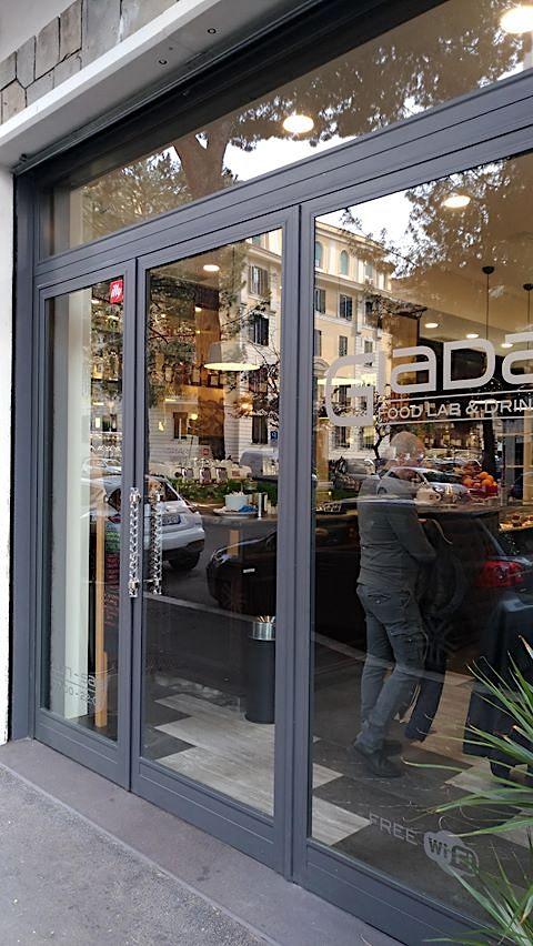 Giada Food Lab - ingresso