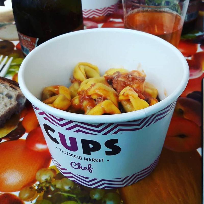 Testaccio - Cups