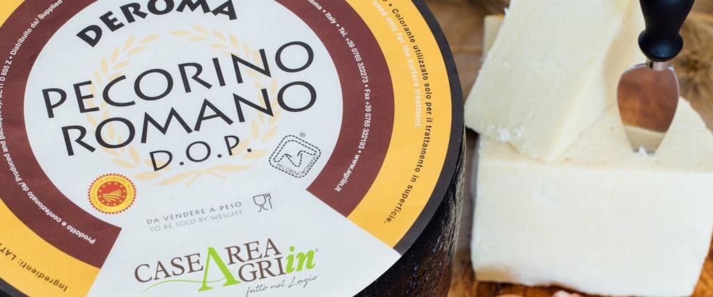 Cucina Romanesca - pecorino romano deroma
