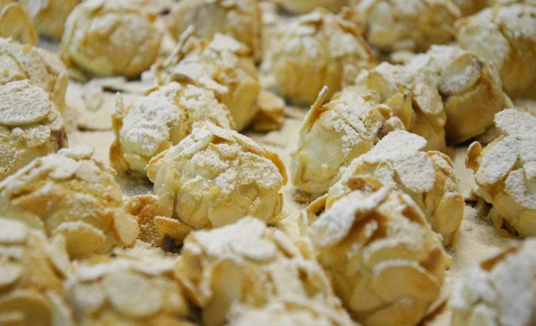 Forno Campo de Fiori - biscotti mandorle