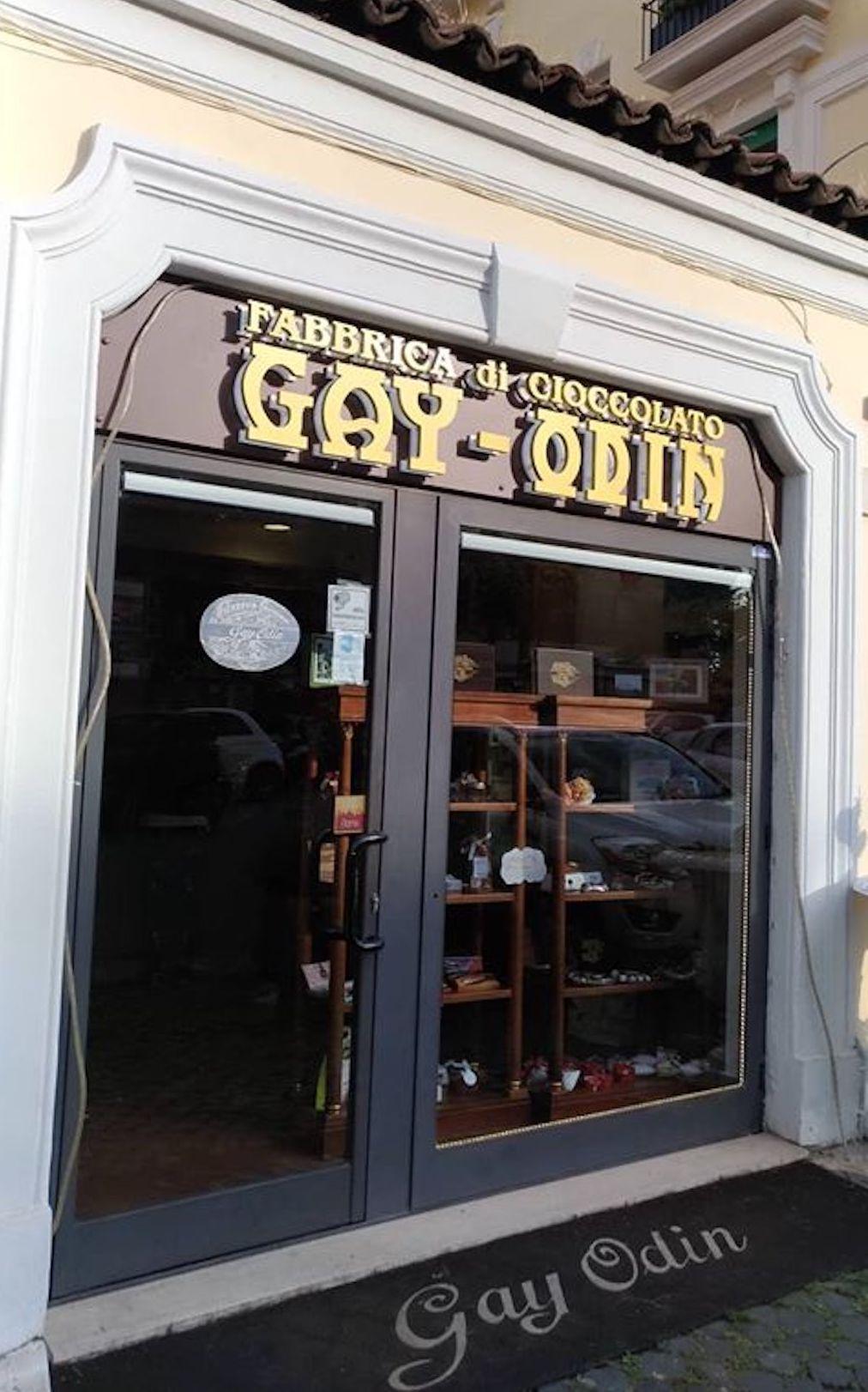 Gay-Odin-ingresso