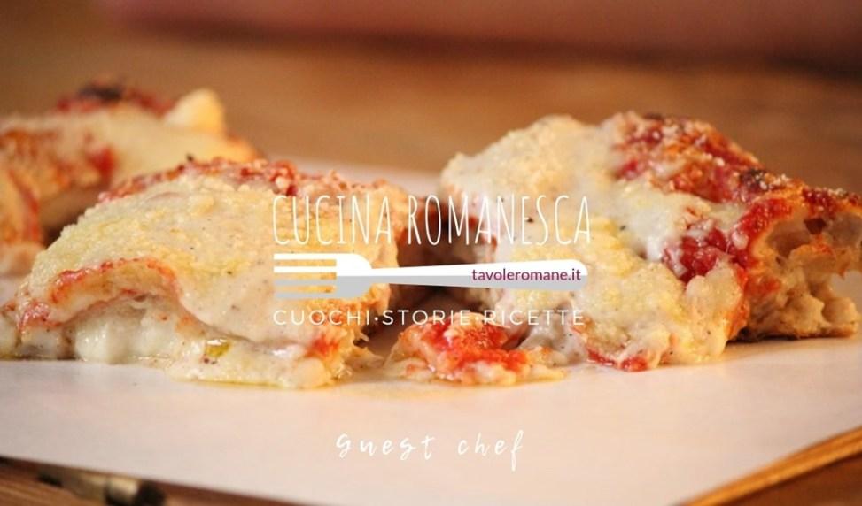 Credenza Per Pane : Cucina romanesca: tutti pazzi per la pizza cannelloni di lievito